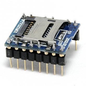 WTV020-SD audio breakout board for Arduino