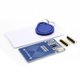 RFID readed for Arduino with card and fob MFRC-522