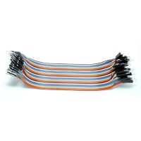Dupont male to male 20pcs jumper wire